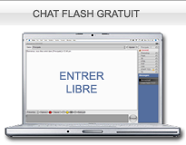 Chat Flash gratuit